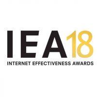 Internet Effectiveness Award 2018