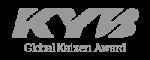 KYB Global Kaizen Award